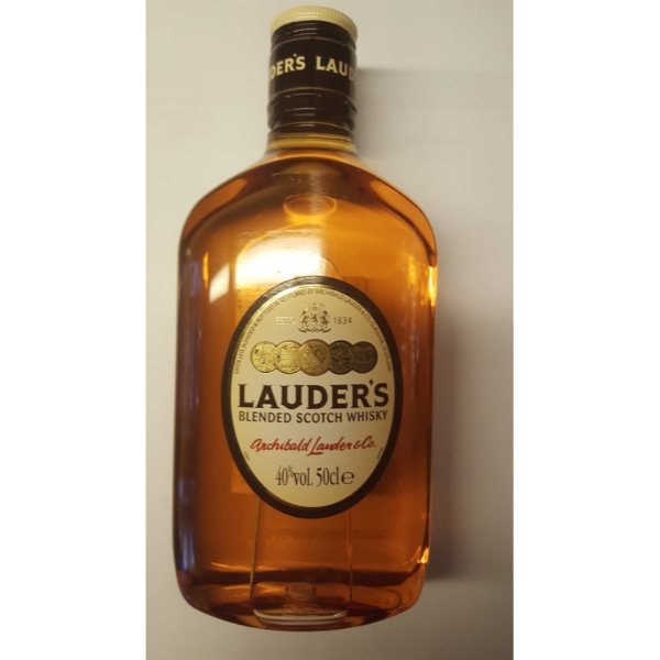 Lauders Scotch Whisky 40% PET