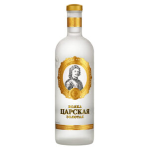 Tsarskaya Gold Vodka 40%