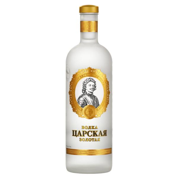 Tsarskaya Gold Vodka 40%