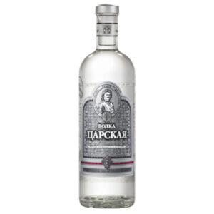 Tsarskaya Original Vodka 40%