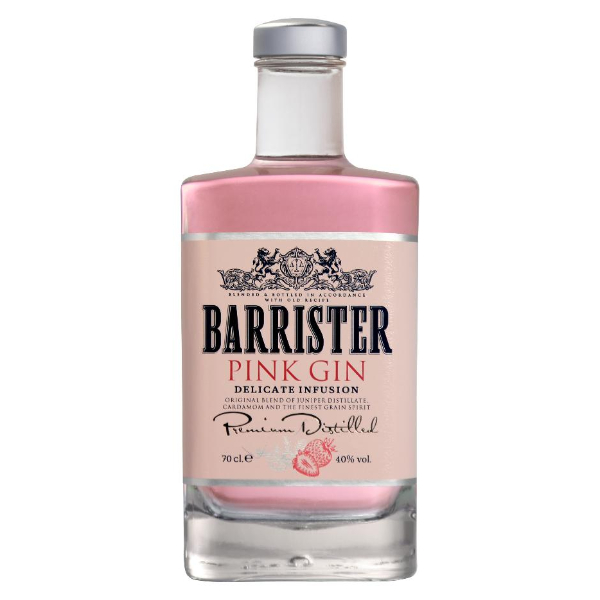 Barrister Pink 40%