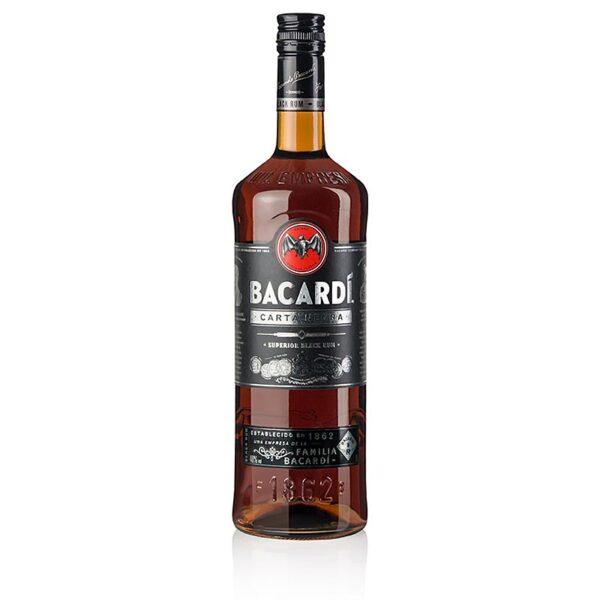 Bacardi Carta Negra 40%