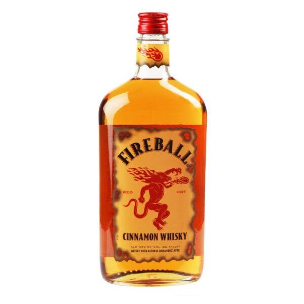 Fireball Cinnamon & Whisky 33%