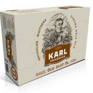 Karl Friedrich 24x33cl 5%