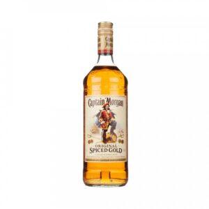 Captain Morgan Spiced Gold rum 35% 1L alko1000.fi