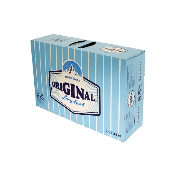 Hartwall Original Long Drink 24x33cl 5,5%