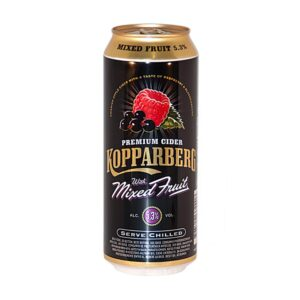 Kopparberg mixed fruit siideri