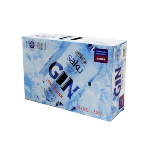 Saku Long Drink Grapefruit 24x33cl 5,5%
