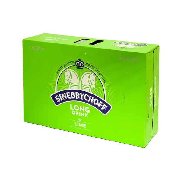 Sinebrychoff Lime 24x33cl 5,5%