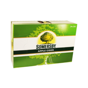 Somersby Apple 24x33cl 4,5%