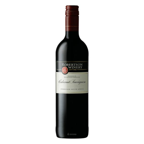 Robertson Cabernet Sauvignon 13,5% 75cl