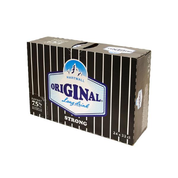 Hartwall Original Long Drink Strong 24x33cl 7,5%