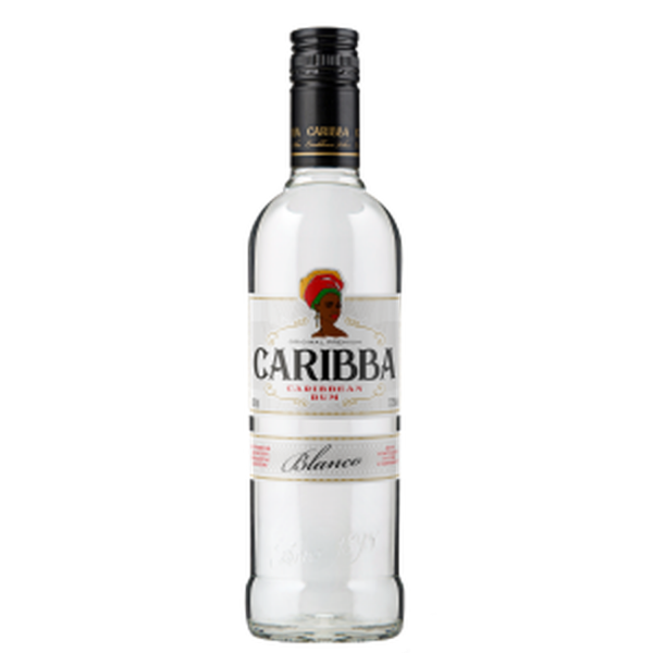 alko1000.fi Caribba Blanco rum 37,5% 0,5L
