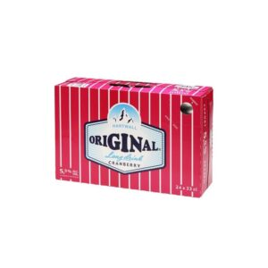 Hartwall Original Long Drink Cranberry 24x33cl