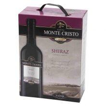 Santa Monte Cristo Shiraz 3l BIB