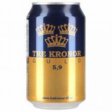 Tre Kronor Guld 5.9% 24x0.33L
